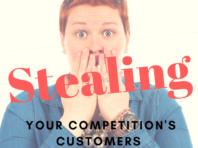 stealing your competitiors clients