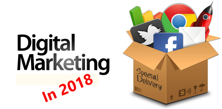 Digital Marketing Outlook For Small Businesses in 2018
