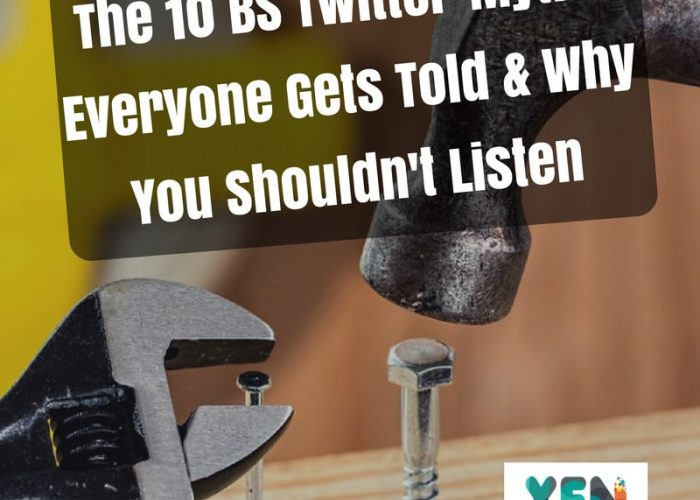 The 10 BS Twitter Myths Everyone Gets Told & Why You Shouldn't Listen