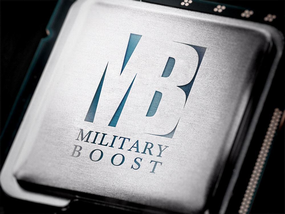 M Boost Logo