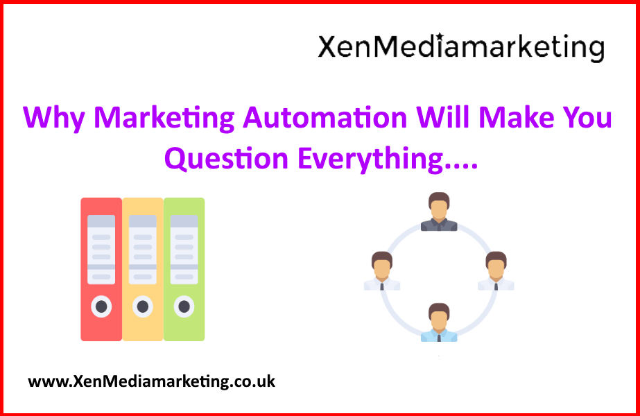 Why Marketing Automation Will Make You Question Everything